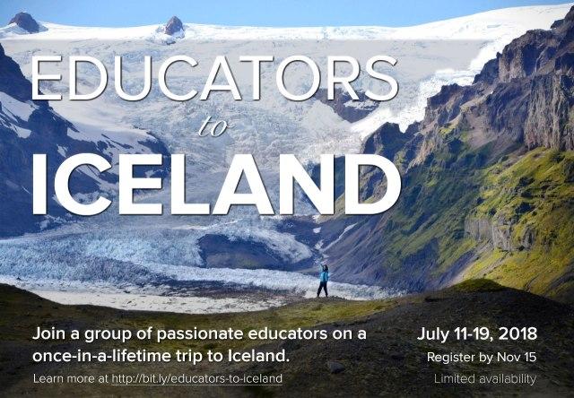 Iceland Advert
